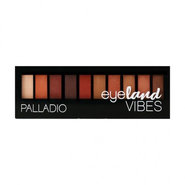 Palladio - Eyeshadow Palette California Sunset