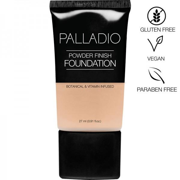 Palladio Powder Finish Foundation Oilfree 27ml (V)