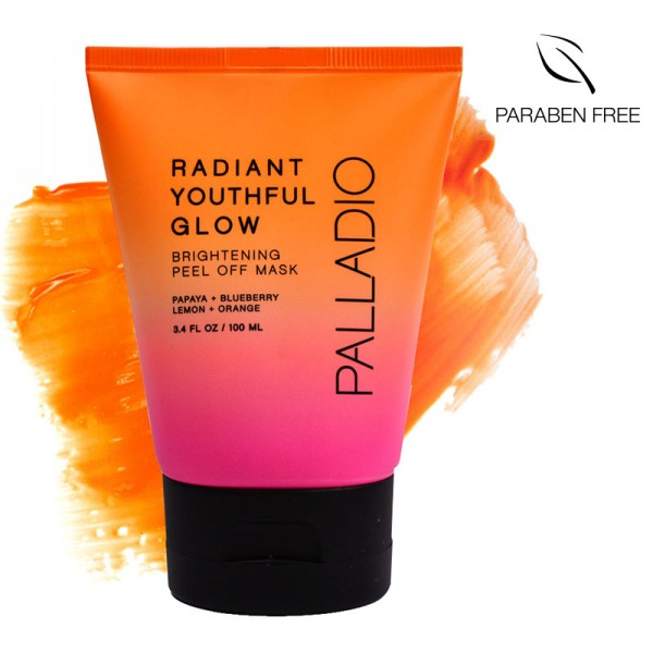 Palladio Radiant Youthful Glow Peel Off Mask 100ml