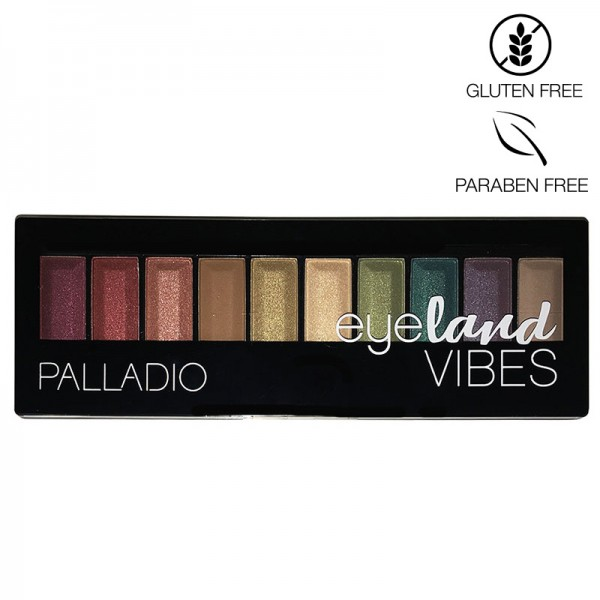 Palladio - Eyeshadow Palette Paradise